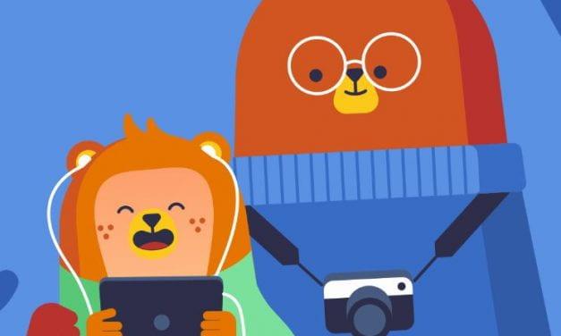 "Google Unveils New & Impressive Free Reading App: ""Rivet"""