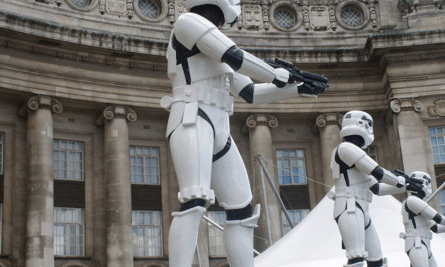 It's Star Wars Day: Here Are Three Education-Related  Resources