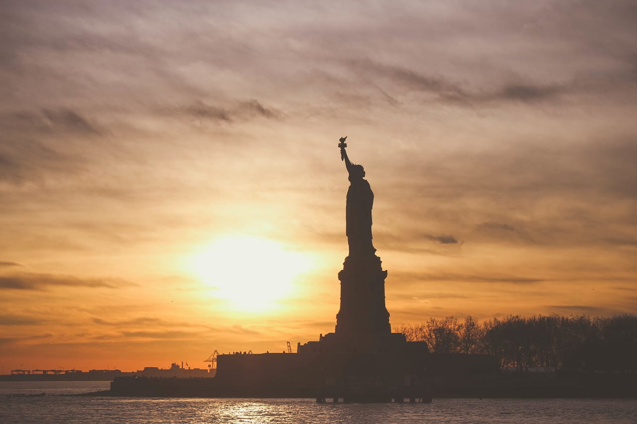"""Video: """"The Statue Of Liberty's Original Torch Finds A New Home"""""""