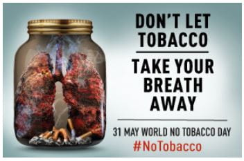 May 31st Is World No Tobacco Day – Here Are Related Teaching & Learning Resources