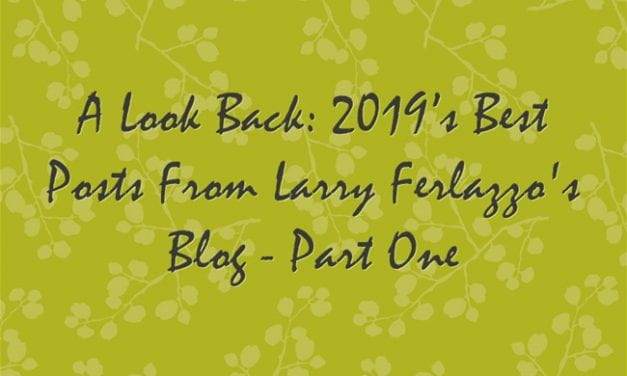 A Look Back: 2019's Best Posts From This Blog – Part One