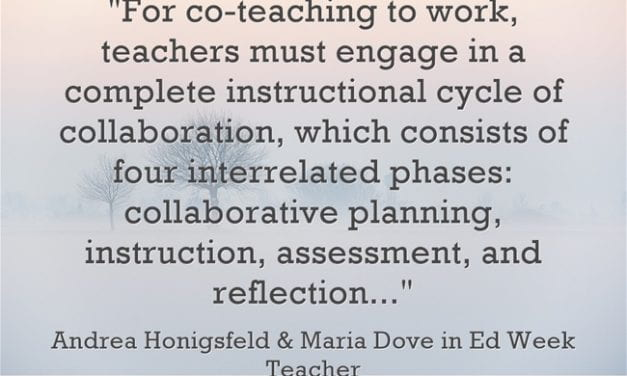 """Author Interview: 'Co-Teaching for English-Learners'"""