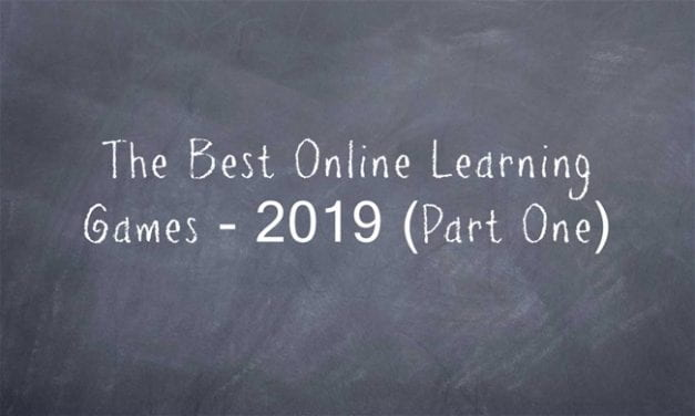The Best Online Learning Games – 2019 (Part One)