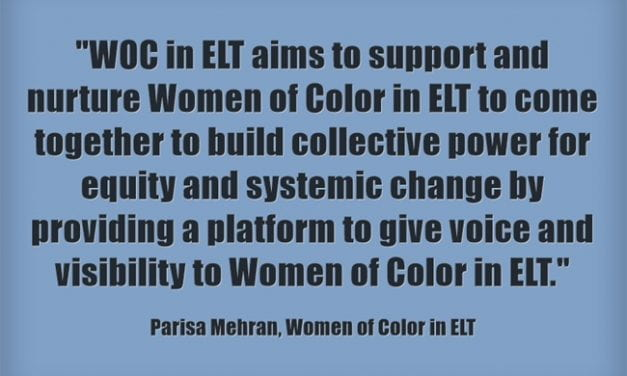 Guest Post: Women of Color in English Language Teaching (ELT)