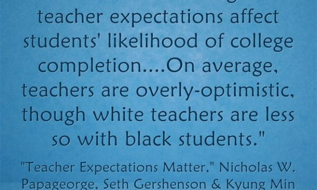 The Best Resources For Learning About The Importance Of Teacher Expectations
