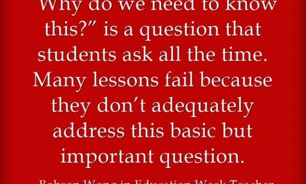 """""""Mistakes That Math Teachers Make"""""""
