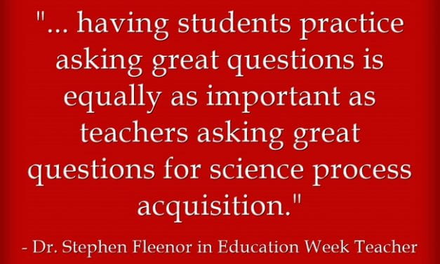 """Author Interview: 'Teaching Science to English Learners'"""