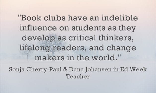 """""""Author Interview: 'Breathing New Life Into Book Clubs'"""""""
