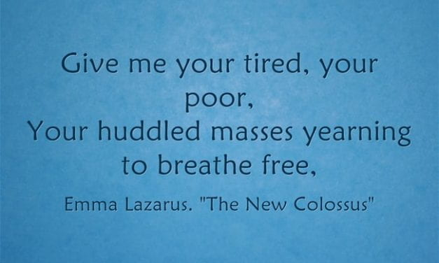"""New TED-Ed Animated Video Of """"The New Colossus"""" Poem"""