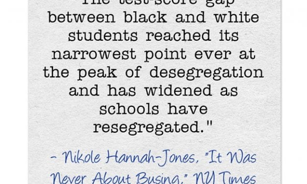 This Is The Best Piece You'll Find On School Desegregation & Busing
