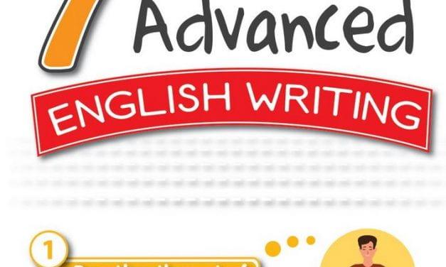 "Infographic: ""7 Secrets of Advanced English Writing"""
