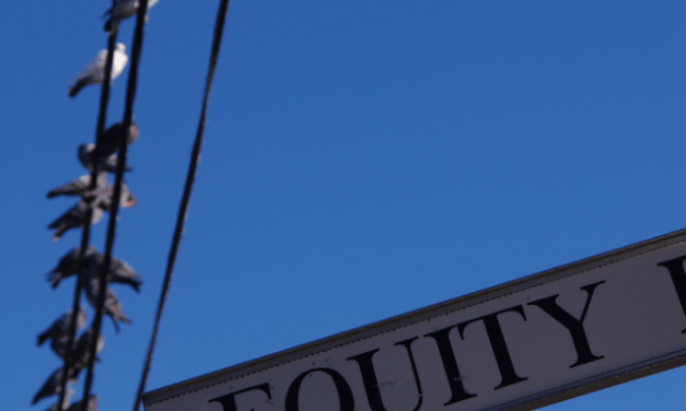 A Look Back: We Should Be Obsessed With Racial Equity