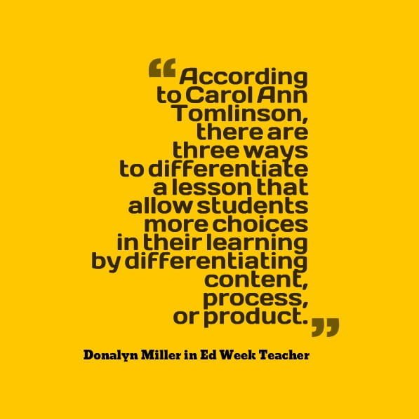 """Q&A Collections: Differentiating Instruction"""
