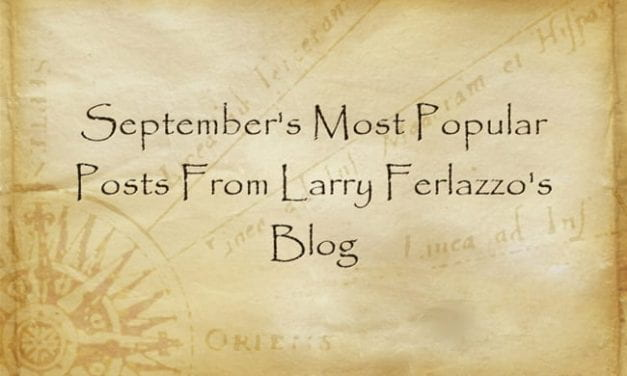 September's Most Popular Posts From This Blog