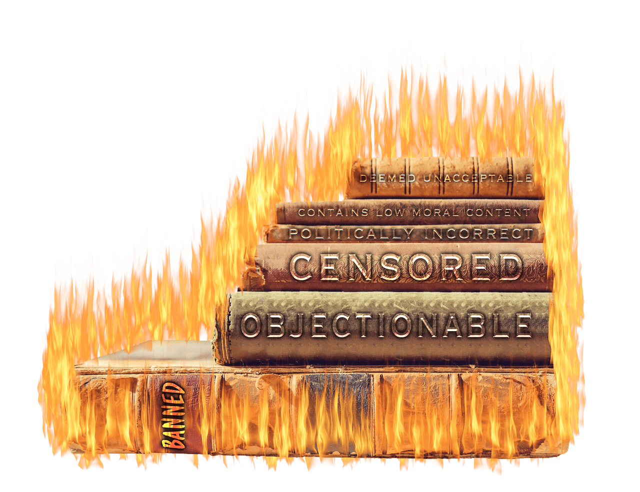 Banned Books Week Is From Sept. 22nd To The 28th – Here Are Related Resources