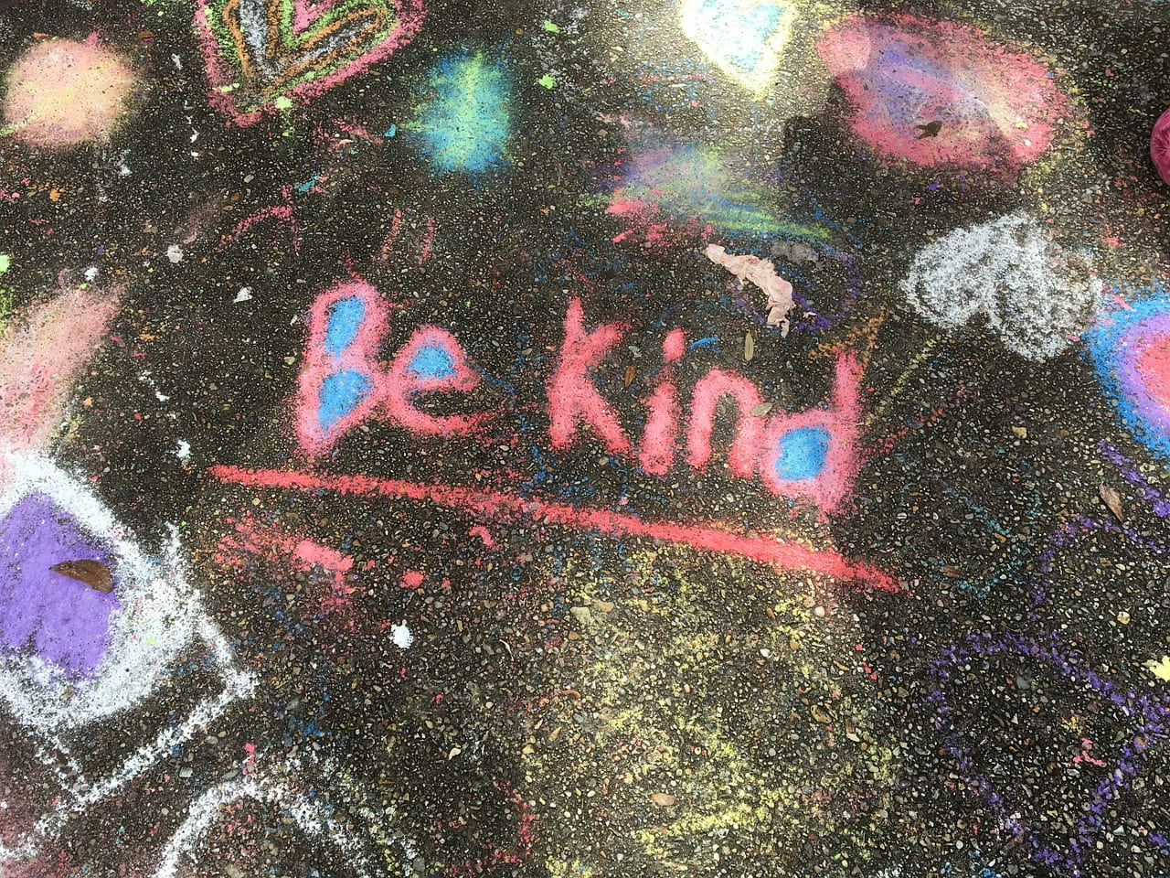 A Look Back: There Are Lots Of Reasons To Regularly Be Kind To Our Students, & A New Study Found Another One