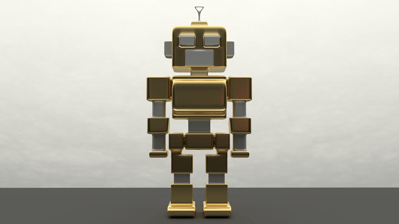 Video: Robot Gymnastics