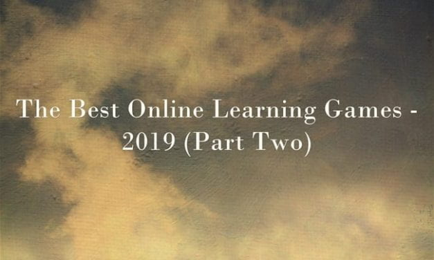 The Best Online Learning Games – 2019 (Part Two)