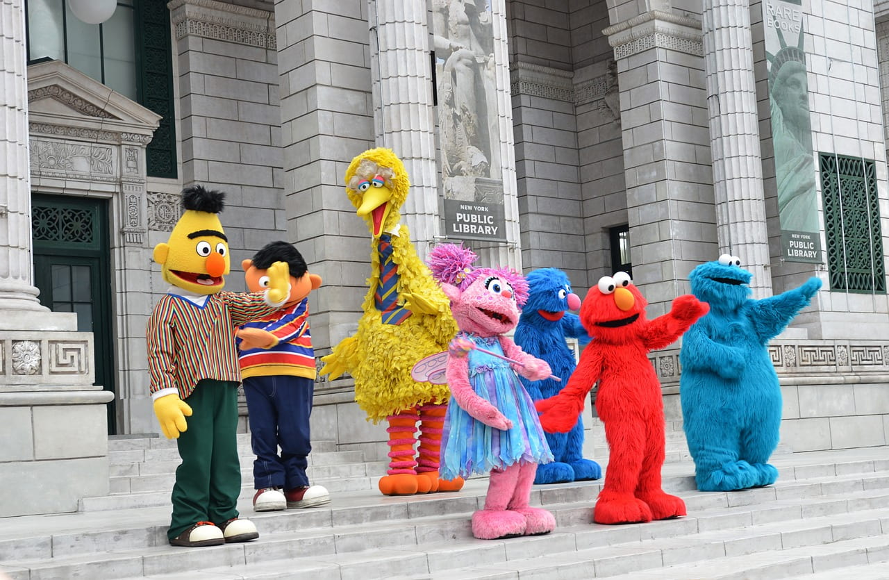"""New PBS NewsHour Video: """"How 'Sesame Street' is still supporting families, 50 years after its debut"""""""