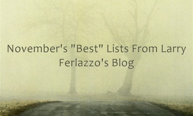 """November's """"Best"""" Lists – There Are Now 2,111 Of Them!"""