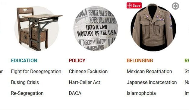 The Smithsonian Releases New Curriculum On U.S. Migration & Immigration History