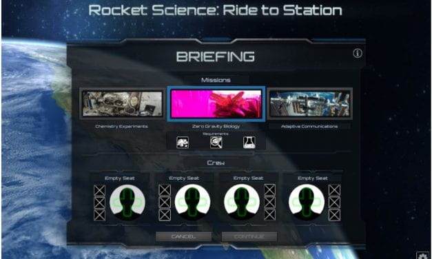 NASA Unveils Game Where You Can Plan & Run A Space Mission