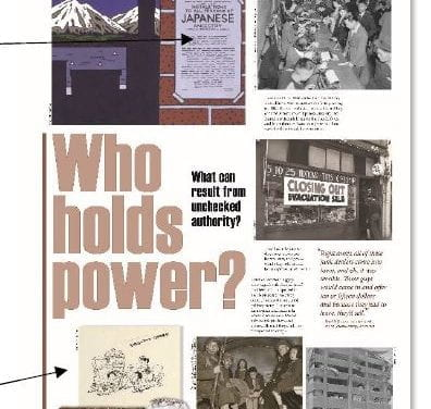Get Free Posters On Japanese-American Internment From The Smithsonian