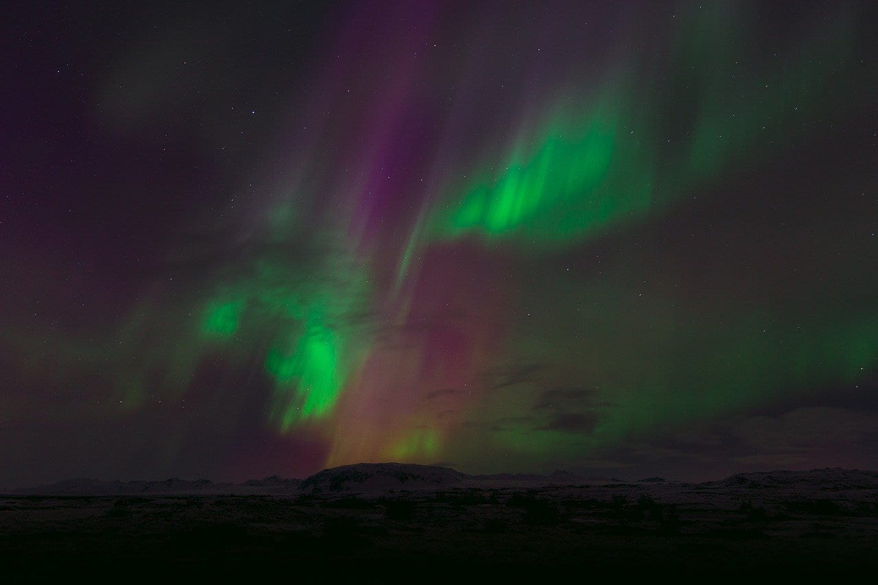 "Video: ""The science behind the northern lights (aurora borealis)"""