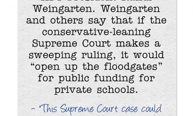 The Best Resources For Learning About The Supreme Court Case That Could Allow Public Funding For Religious Schools
