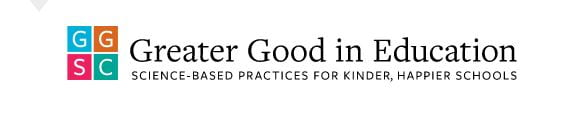Greater Good Science Center Creates Education Site