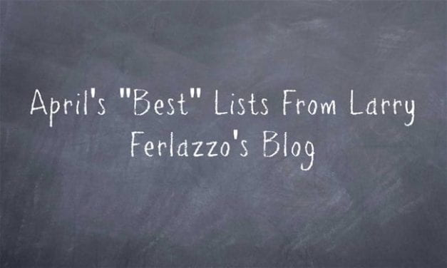 "April's ""Best"" Lists – There Are Now 2,150 Of Them!"
