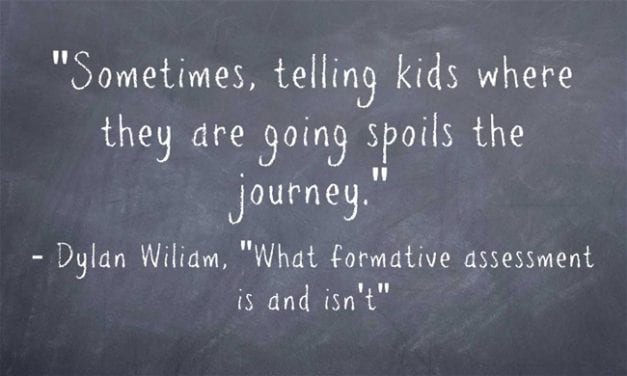 """Video: Dylan Wiliam On """"What formative assessment is and isn't"""""""