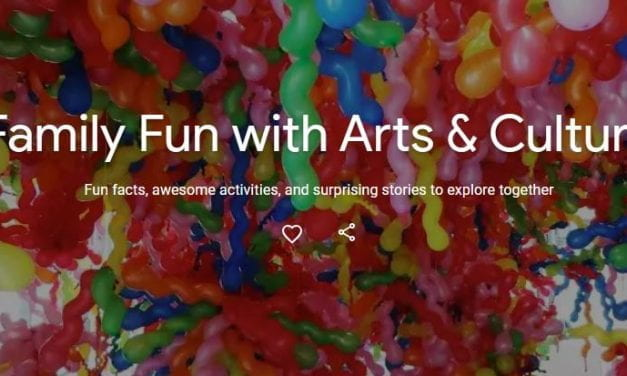 "Google Creates Ton Of New Interactives At ""Family Fun with Arts & Culture"""