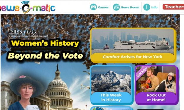 """""""News-O-Matic"""" Is Definitely A Site I Would Consider Using With Students Right Now"""