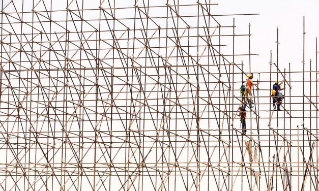"Four Useful Resources On The Concept & Use Of Instructional ""Scaffolds"""