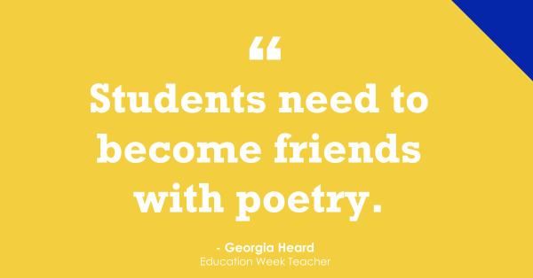 """""""Teaching Poetry in 'Playful' Ways"""""""