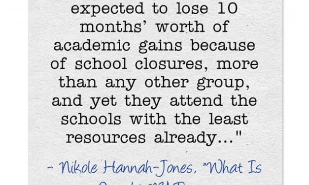 """Today's """"Must-Read"""" – """"What Is Owed"""" By Nikole Hannah-Jones"""