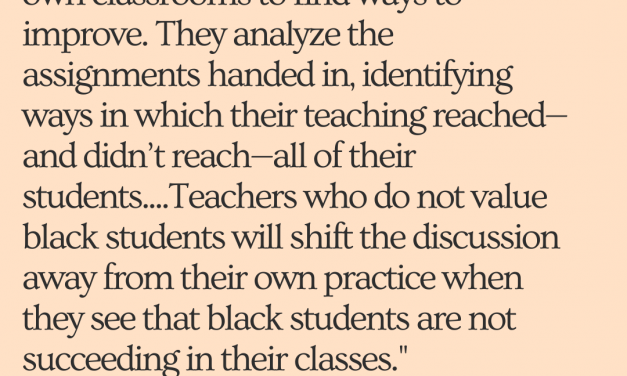 This Is Likely To Be One Of The Most Important Pieces Of Teaching Advice You Will Read This Summer