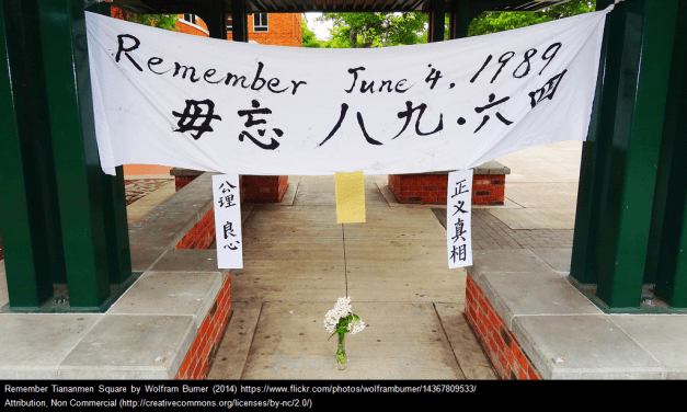 The Tiananmen Square Protests Were Put Down On This Day In 1989 – Here Are Related Resources