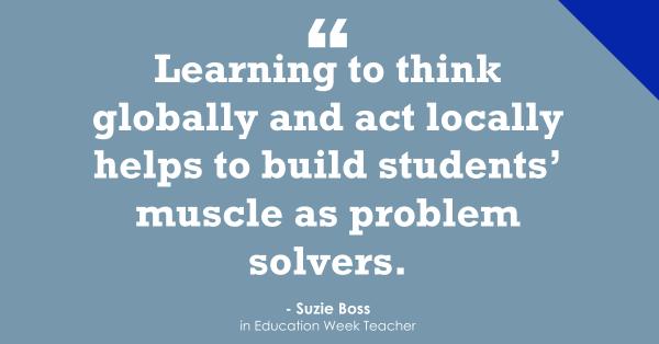 """""""Ways to 'Break Down Walls Between Classroom & Community'"""""""