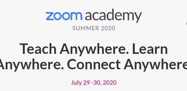 """""""Zoom Academy"""" Sounds Like It Could Be Useful"""