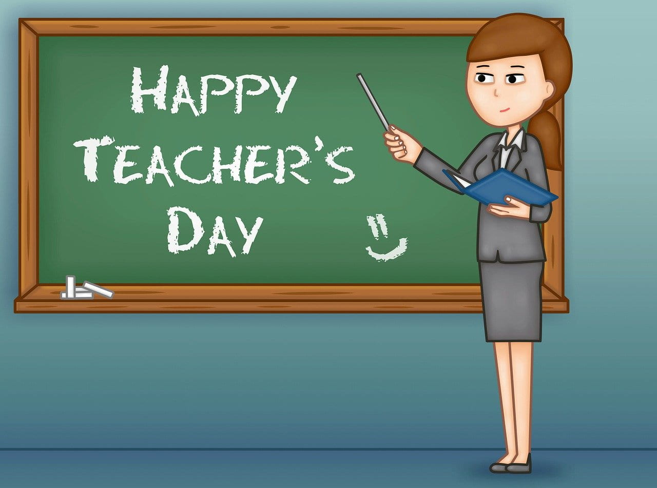 World Teachers' Day Is On Oct. 5th – Here Are Related Resources