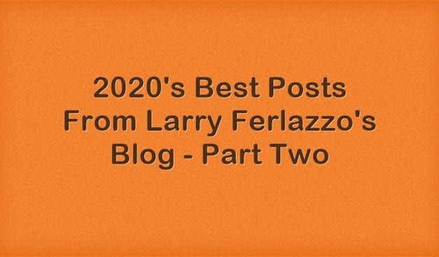 2020's Best Posts From This Blog!