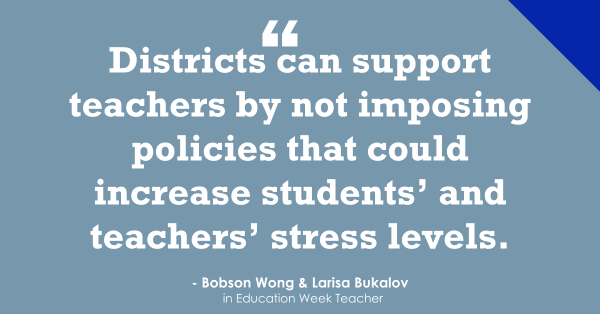 """""""Teachers Share What They Want Central Offices & Public Officials to Hear"""""""