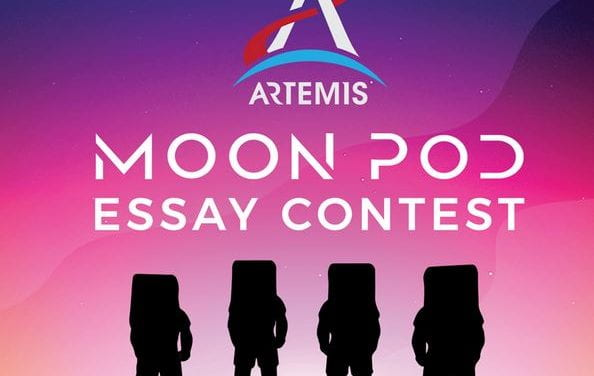 Students Can Write A Short Essay For A Neat NASA Contest (& There Are Others Ones, Too!)