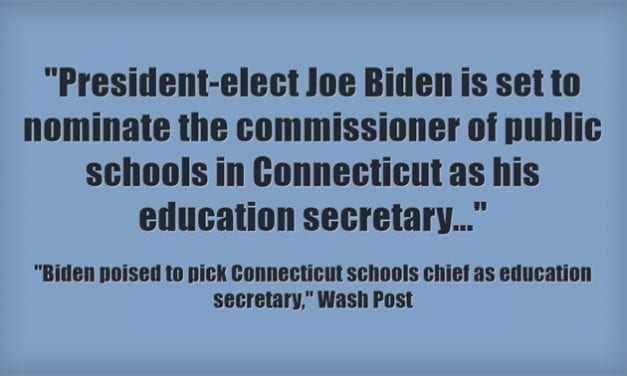 CT Commissioner of Education Miguel Cardona To Be Named Biden's Ed Secretary