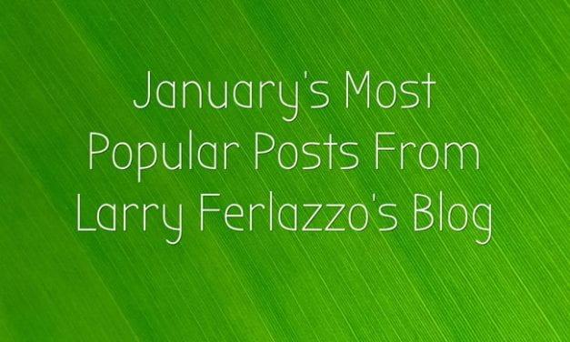 January's Most Popular Posts