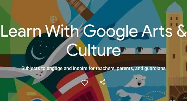 "Finally, Google Creates A Central Teachers' Hub For Its Amazing ""Arts & Culture"" Site"
