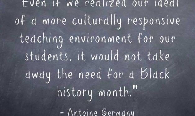 Guest Post: Thoughts On Black History Month