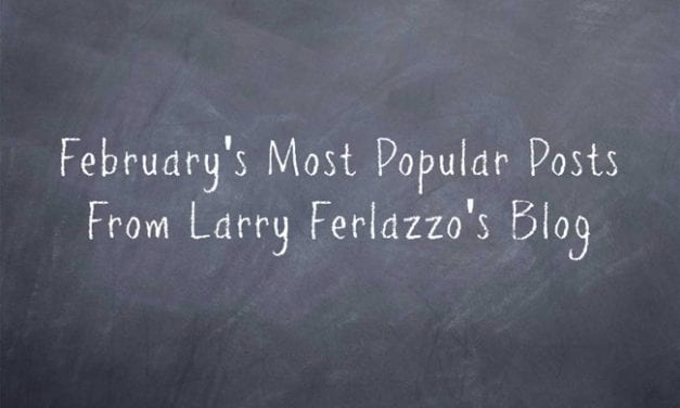 February's Most Popular Posts